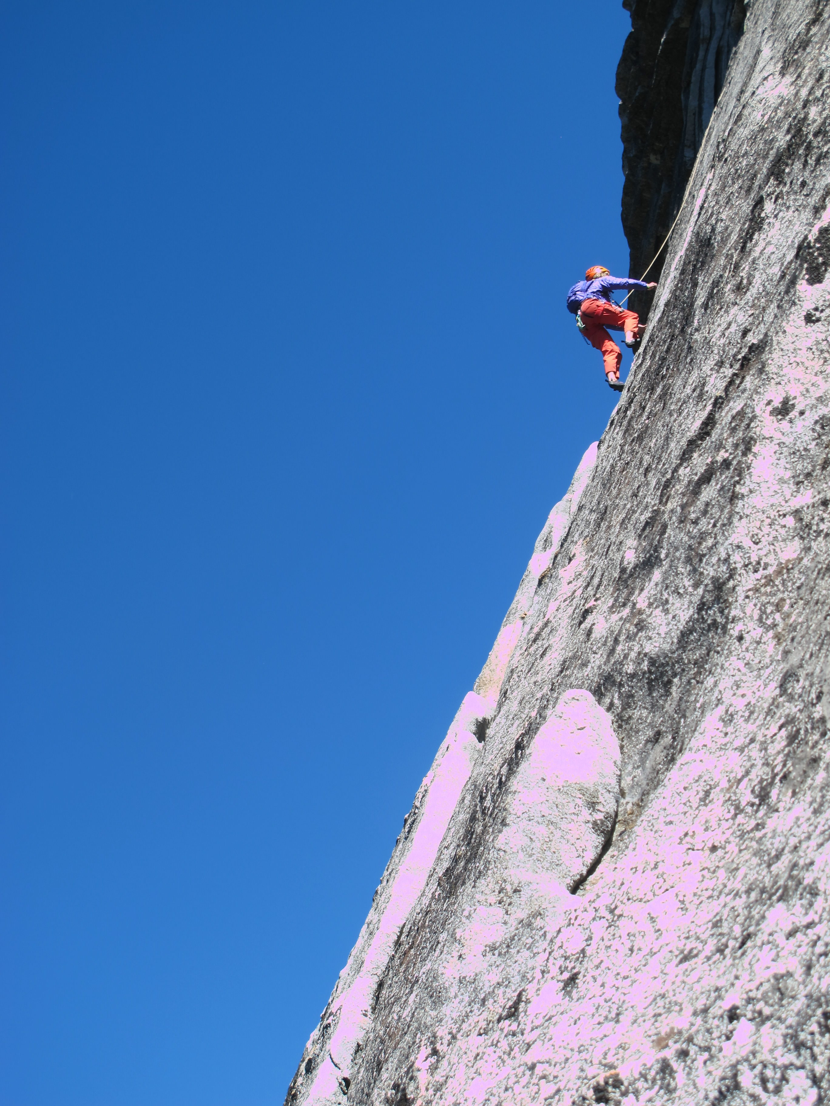 First ascent Halv Måne