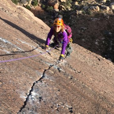 Memorial Climb – November 29, 2017
