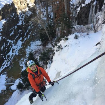 Ouray, Colorado – January 31, 2018
