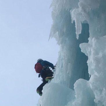 Keystone Canyon, Valdez, Alaska — 8 for 80 Climb #2